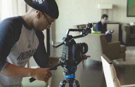 מייצב למצלמת וידאו – חובה למקצוענים